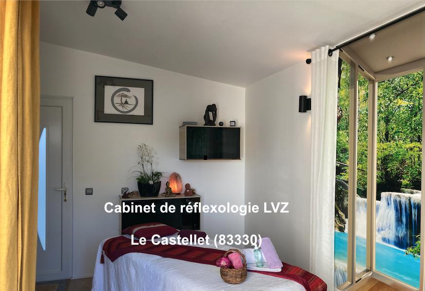 Cabinet de Reflexologie LVZ - Le Castellet
