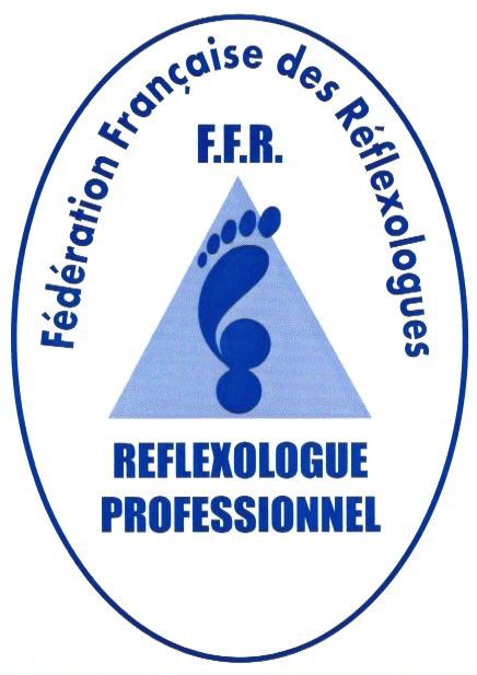 logo federation francaise de reflexologie plantaire